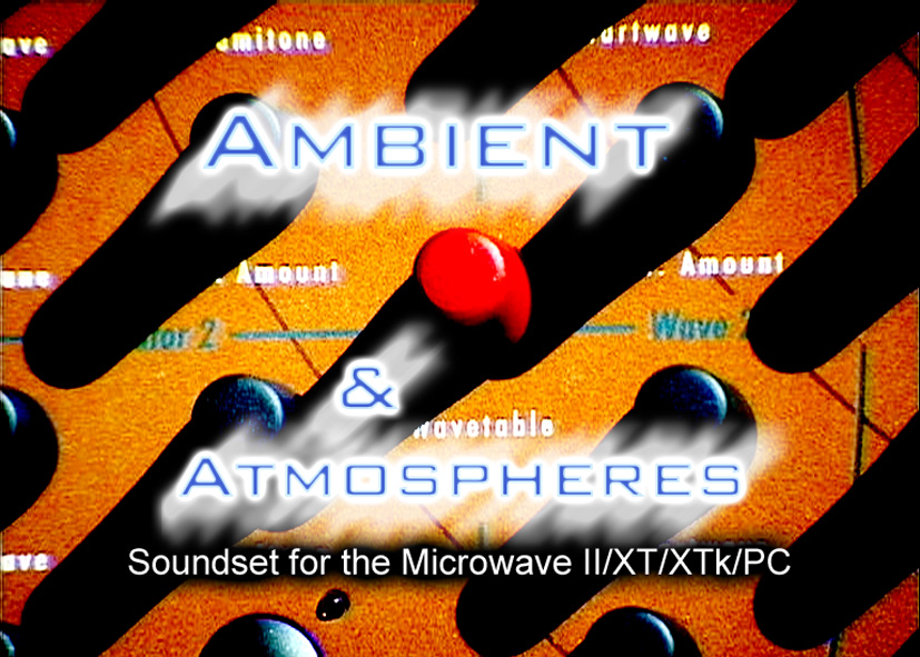 Ambient & Atmospheres Soundset (Download)