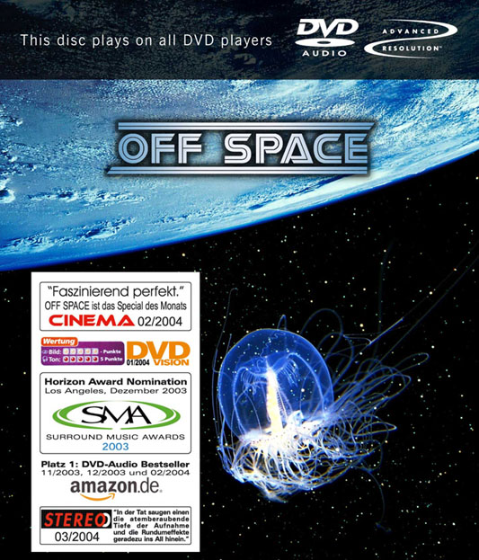 OFF SPACE DVD-AUDIO